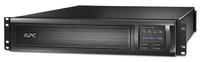 APC Smart-UPS X 3000VA 3000VA 7AC outlet(s) Rackmount/Tower Black uninterruptible power supply (UPS)