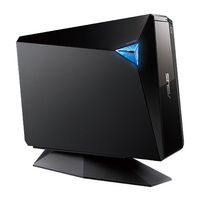 ASUS BW-12D1S-U Blu-Ray RW Black optical disc drive