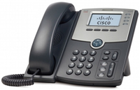 Cisco SPA504G 4lines LCD Wi-Fi Black IP phone