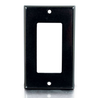 C2G Decorative Single Gang Wall Plate