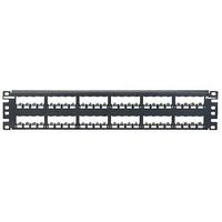 Panduit 48-port metal modular patch panel 2U Patch Panel