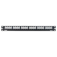 Panduit 24-port metal modular patch panel 1U Patch Panel