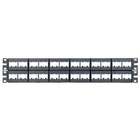 Panduit 48-port modular patch panel 2U Patch Panel