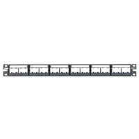 Panduit Mini-Com® Modular Faceplate Patch Panel Patch Panel