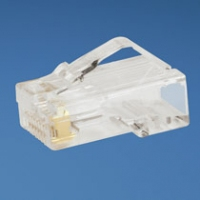 Panduit 8-position, 8-wire modular plug 50pc wire connector