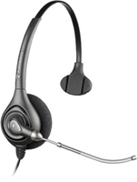 Plantronics SupraPlus HW251 Monaural Head-band Black headset