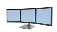 Ergotron DS Series DS100 Triple Monitor Desk Stand