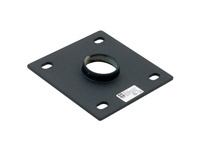 Chief Ceiling-mountable Black flat panel ceiling mount