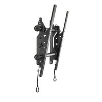 "Infocus INF-WALLMNT2 70"" Black flat panel wall mount"