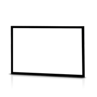 "Infocus SC-FF-84 84"" 4:3 White projection screen"