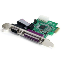 StarTech.com PEX1S1P952 Internal Parallel,Serial interface cards/adapter