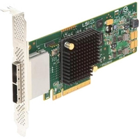 Intel RS25GB008 PCI Express x8 2.0 6Gbit/s RAID controller