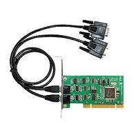 Siig DP 2-Port Industrial 232/422/485 Universal PCI Internal Serial interface cards/adapter