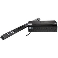 Raritan Dominion PX-2000 8AC outlet(s) 1U Black power distribution unit (PDU)