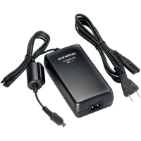 Olympus AC Adapter AC-01 power adapter & inverter