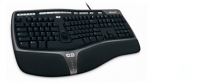 Microsoft Natural Ergonomic Keyboard 4000 USB QWERTY keyboard