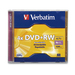 Verbatim DVD+RW 4.7GB 4X Branded 1pk Jewel Case 4.7GB DVD+RW 1pc(s)
