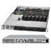 Supermicro AS-1042G-TF server barebone 1U Black